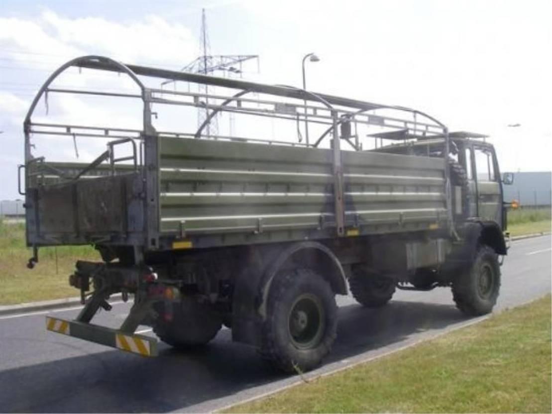 leger vrachtwagen Magirus 168 M11 FAL 4X4 EX-ARMY.4130 1984