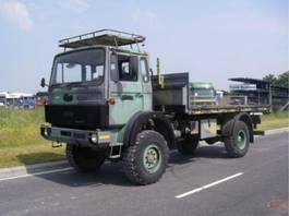 leger vrachtwagen Magirus 168 M 11 FAL 4X4.EX-ARMY..4132 1984