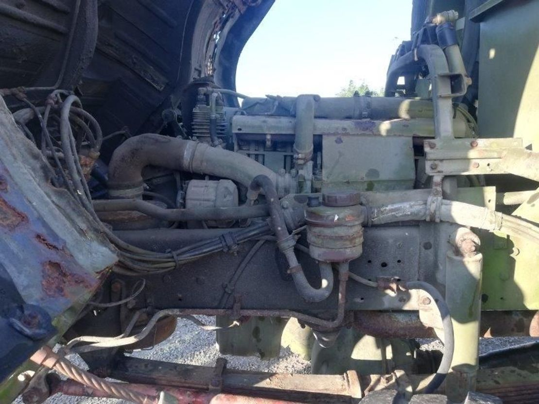 leger vrachtwagen Magirus 110-16 110 X 16 AW 4X4  EX-ARMY.3408 1987