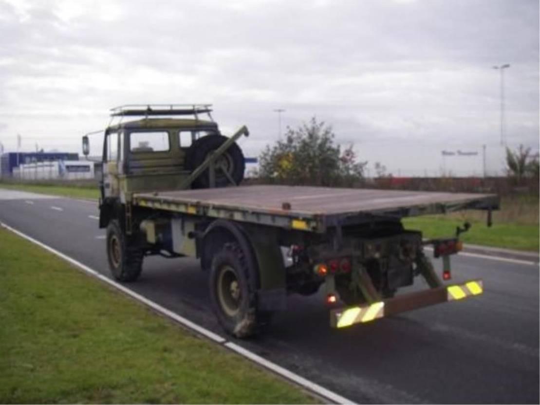 leger vrachtwagen Magirus 110 X 16 AW 4X4 EX-ARMY.4140 1987