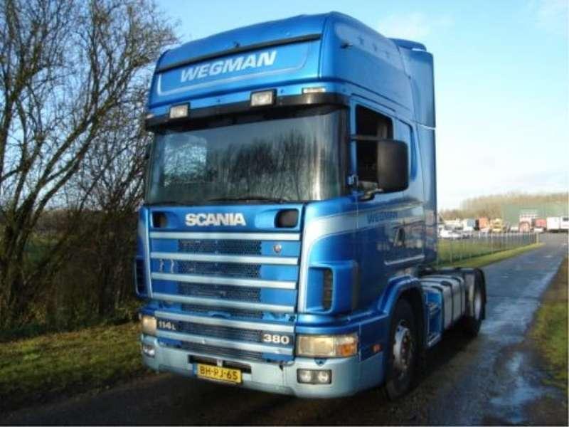 Scania - 114 TOPLINE.380PK 1