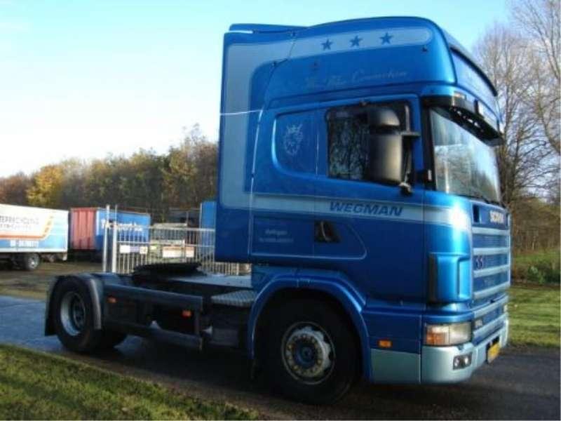 Scania - R114 LA4X2 NA 71115 3