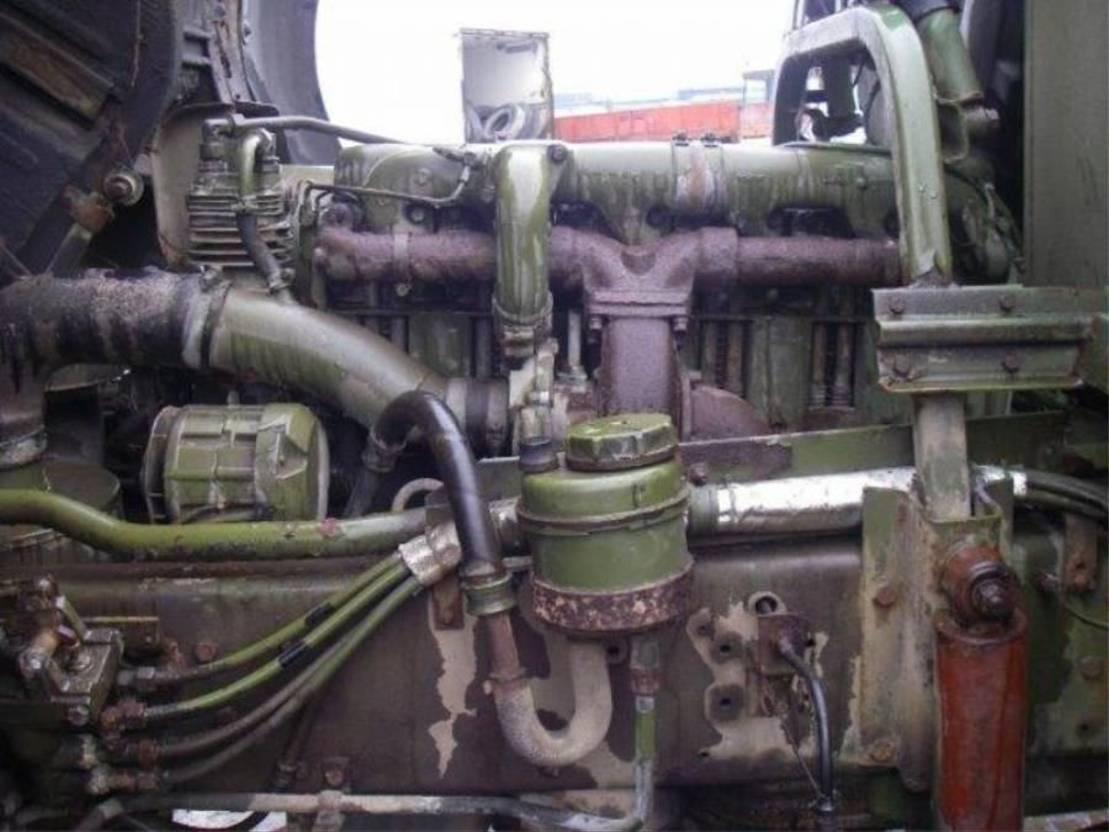leger vrachtwagen Magirus 168 M 11 FAL4X4..4065 1982