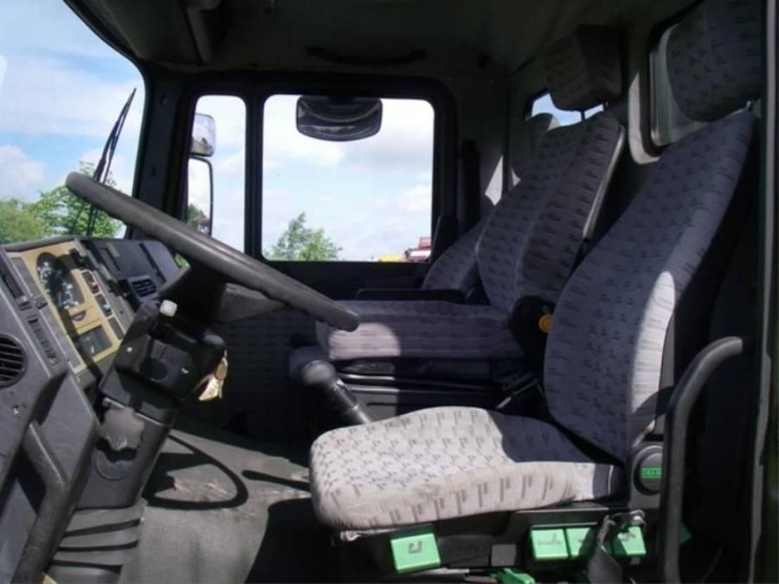 leger vrachtwagen MAN 13-192 F 4X2 .192 HK. 1993
