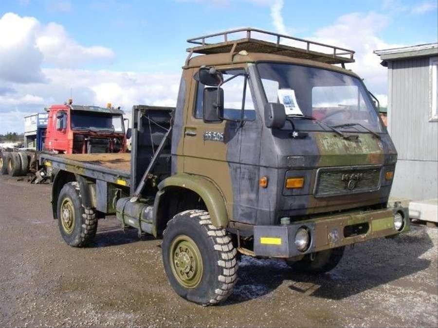 Truck Dealerss: Man Truck Dealers Ireland