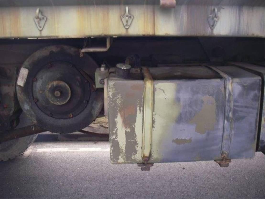 leger vrachtwagen Magirus 168 M 11 FAL 4X4 EX-ARMY 168 HK..4066 1983
