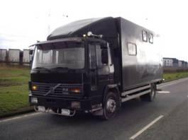 bakwagen vrachtwagen Volvo FL 6 11 150 HK 4X2. 1989