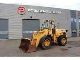 wiellader Dresser 520 B Pay loader - 4x4 1985