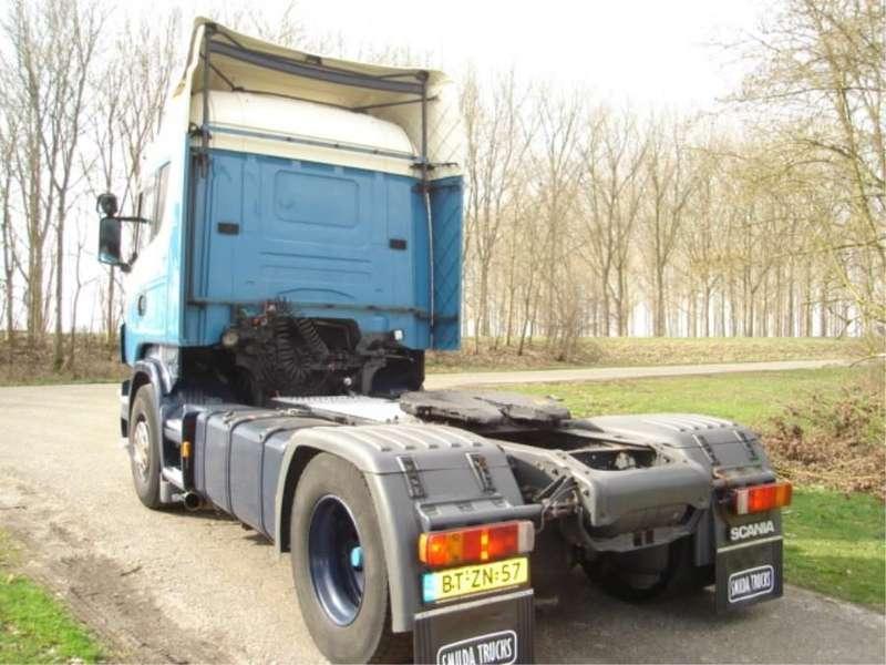 Scania - R 420 A 4X2 2