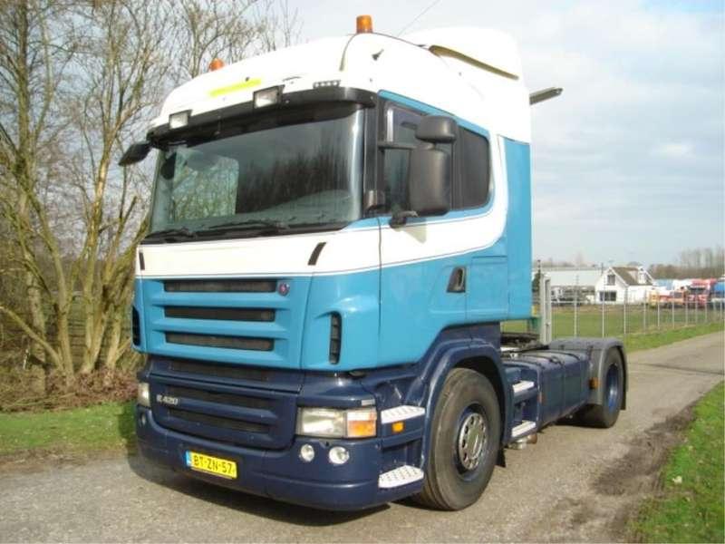 Scania - R 420 A 4X2 1
