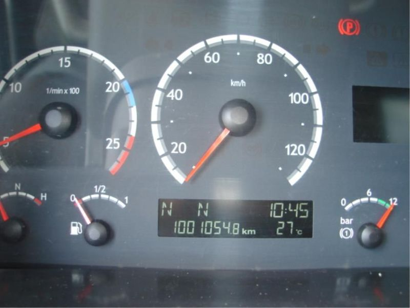 Scania - R 420 A 4X2 6