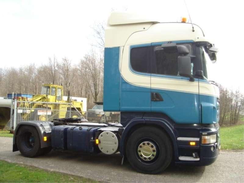 Scania - R 420 A 4X2 3