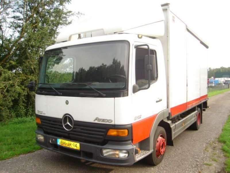 Mercedes Benz - ATEGO 812 1