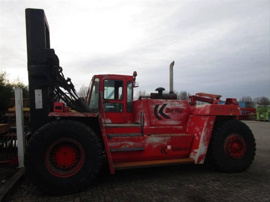 vorkheftruck Kalmar DCD28 RO-RO 1996