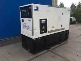 generator John Deere Leroy Somer 100 kVA Rental Supersilent generatorset