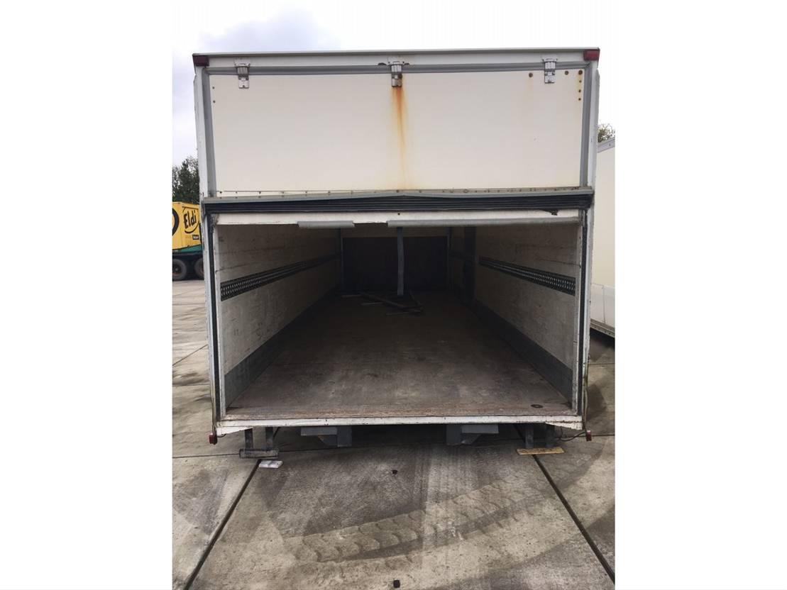 Opbouw vrachtwagen onderdeel Diversen Laadbak