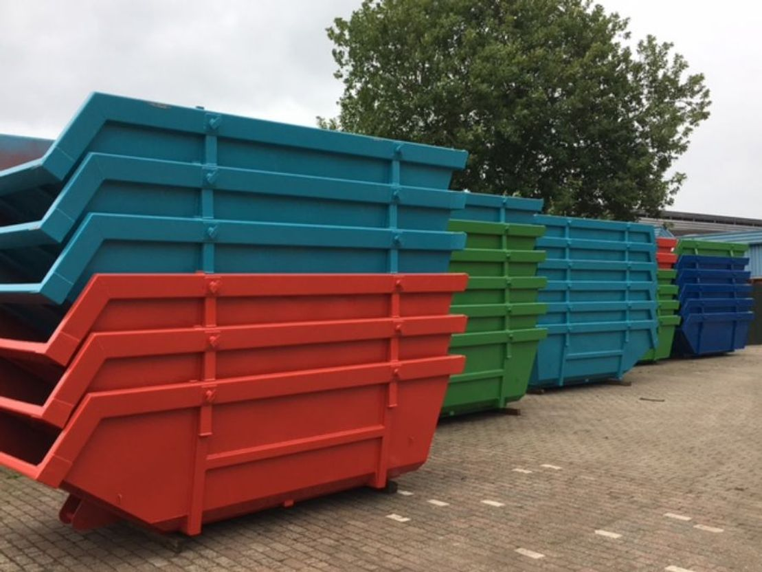 grofvuil container nw containers 2020