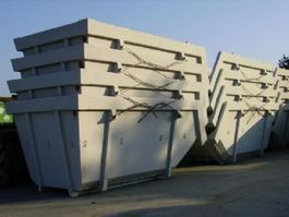 overige containers 9 m3 open portaalcontainers