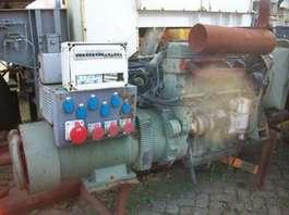 standaard aggregaat MAN 60 kva 1992