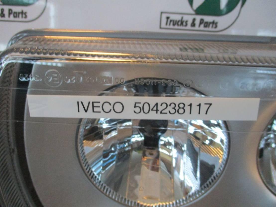 Koplamp vrachtwagen onderdeel Iveco 504238117 stralis & Cargo Nieuwe & Gebruikt