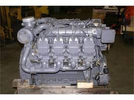 Motor vrachtwagen onderdeel Deutz BF8M1015 C 2012