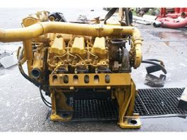 Motor vrachtwagen onderdeel Liebherr RECONDITIONED ENGINES 2012