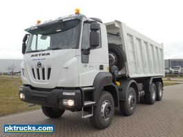 kipper vrachtwagen > 7.5 t Astra HD9 84.42 (9 Units)