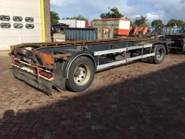 container chassis aanhanger Van Hool R 214 1992
