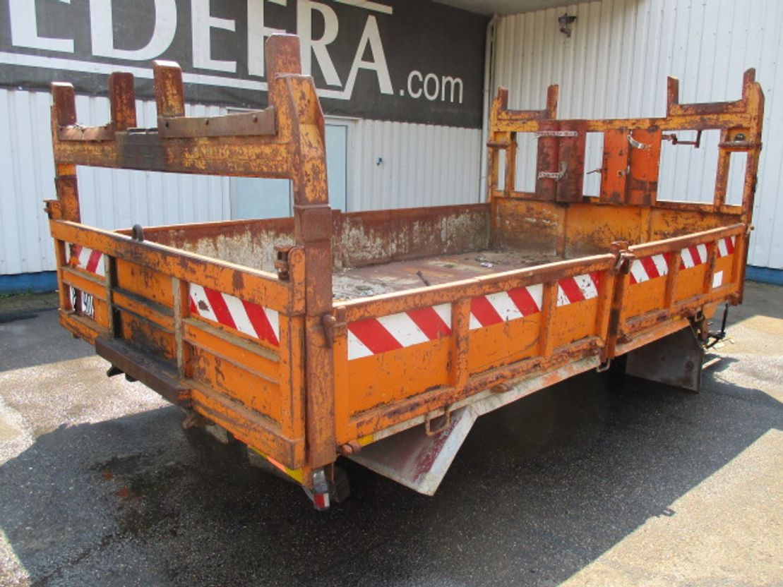 Kipperbak vrachtwagen onderdeel Diversen Tipper Box
