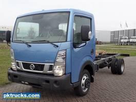chassis cabine vrachtwagen Nissan NT400 Cabstar (10 Units)
