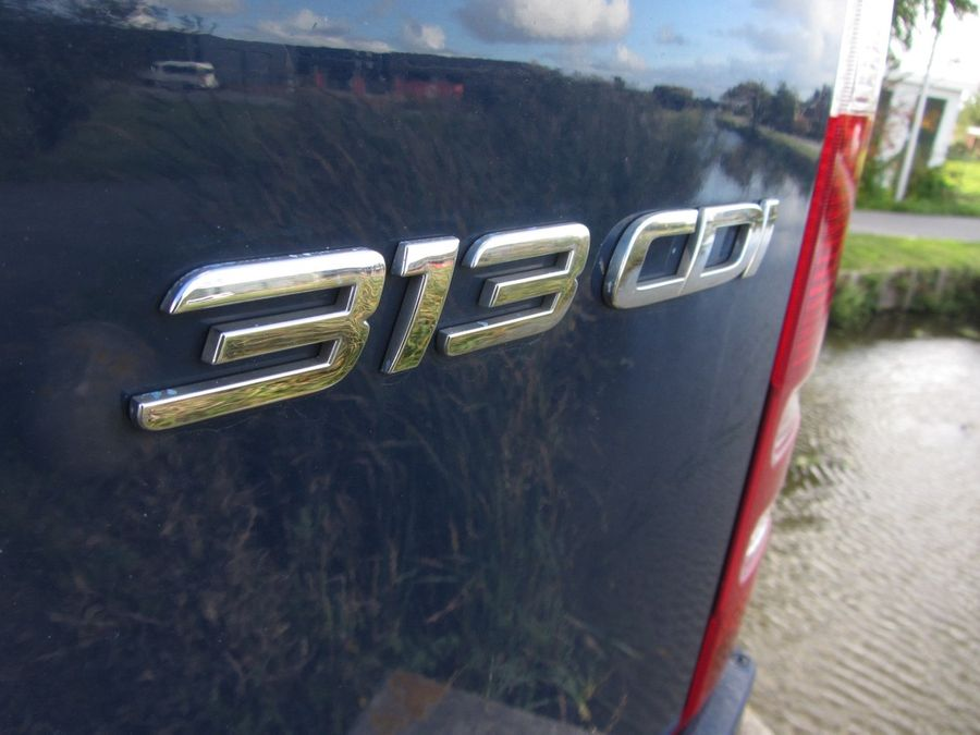Mercedes-Benz - 313 2.2 CDI 366 10