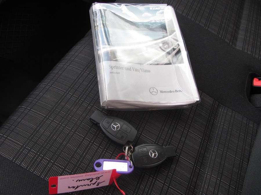 Mercedes-Benz - 313 2.2 CDI 366 13