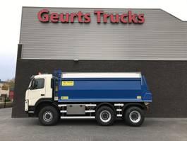 kipper vrachtwagen > 7.5 t Terberg FM1350-WDG 2012