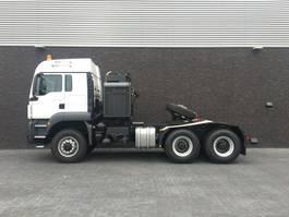 zware last trekker MAN TGS 40 540 6X6 WSK HEAVY DUTY TRACTOR 250.000 KG 2016