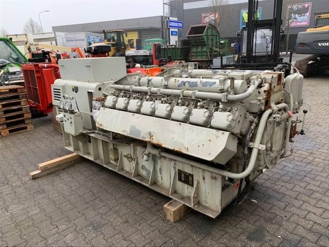 generator Deutz BF16M716 Watercooled