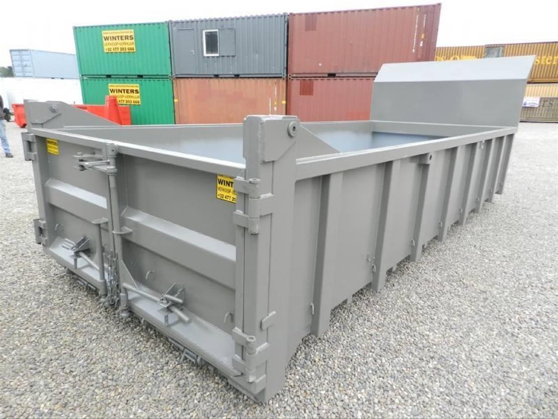 containersysteem vrachtwagen Winters KIPBAK CONTAINERS 2019