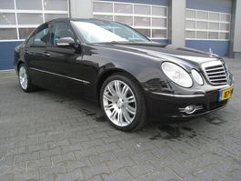 sedan auto Mercedes Benz E-Klasse E280 CDI SPORT Advandgarde NIEUWSTAAT 2007