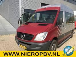 minivan - personenbus Mercedes Benz Sprinter Airco 8+1 Pers. 2009