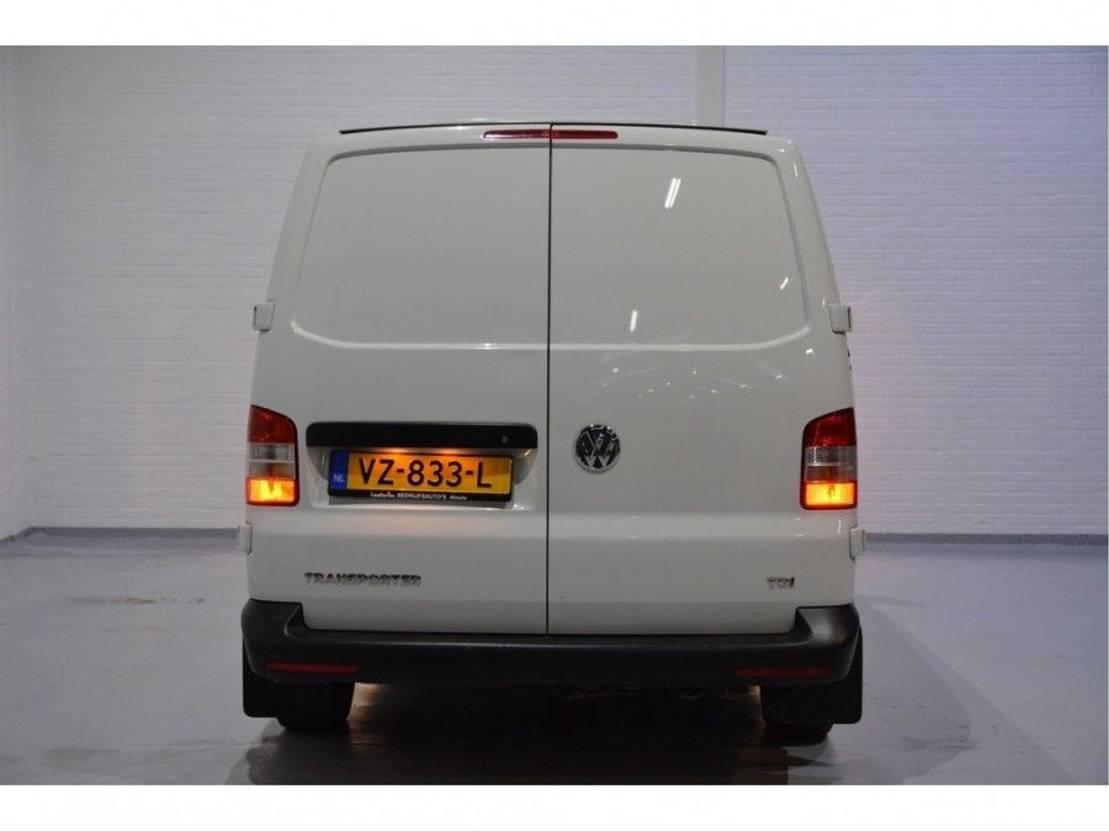 koelwagen bestelwagen Volkswagen Transporter 2.0TDI 140pk Koel Vries Dag En Nacht Koeling 2014