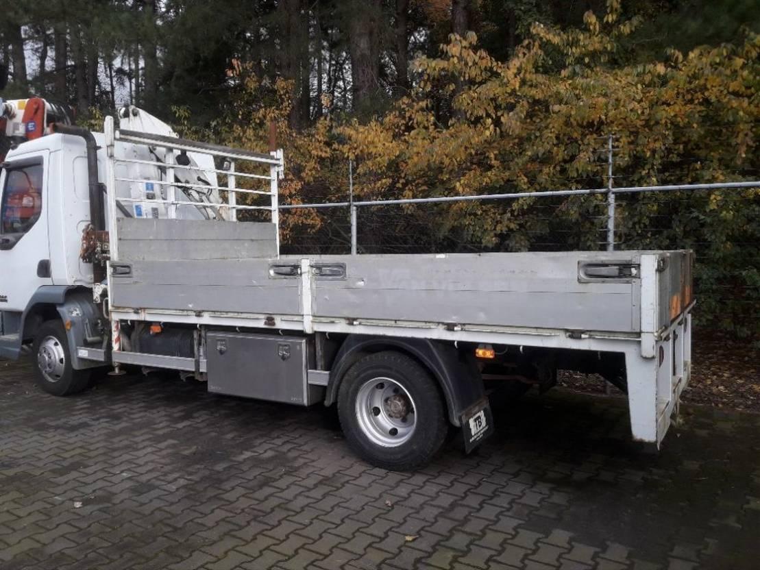 kraanwagen DAF lf 45 2002