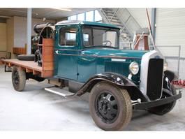 platform vrachtwagen Reo SPEEDWAGON 1932