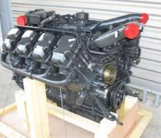 Motor vrachtwagen onderdeel Scania DC16