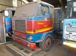 bakwagen vrachtwagen Volvo F 88 F88 1970