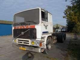 bakwagen vrachtwagen Volvo F12 1981