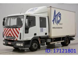 bakwagen vrachtwagen > 7.5 t Iveco Eurocargo 80E17 2007