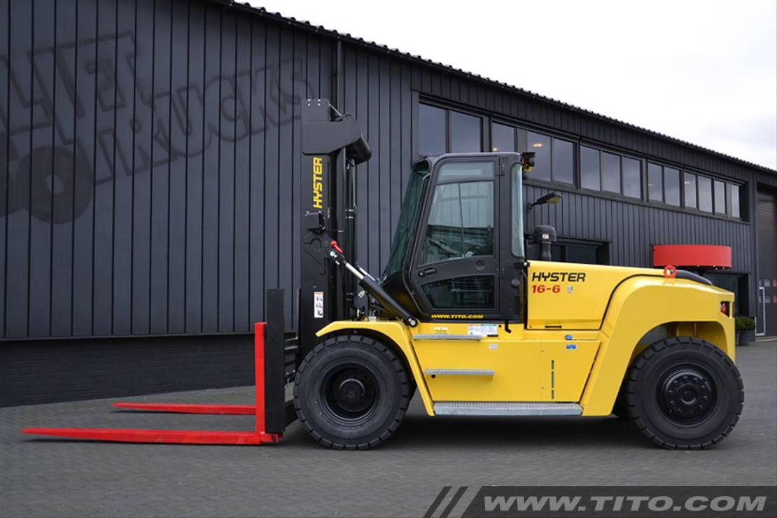 vorkheftruck Hyster H16XM-6 2019