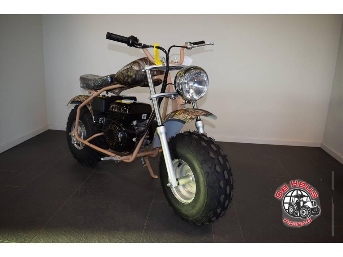 motorfiets DIV. Farmbike 200cc 4stroke 2017