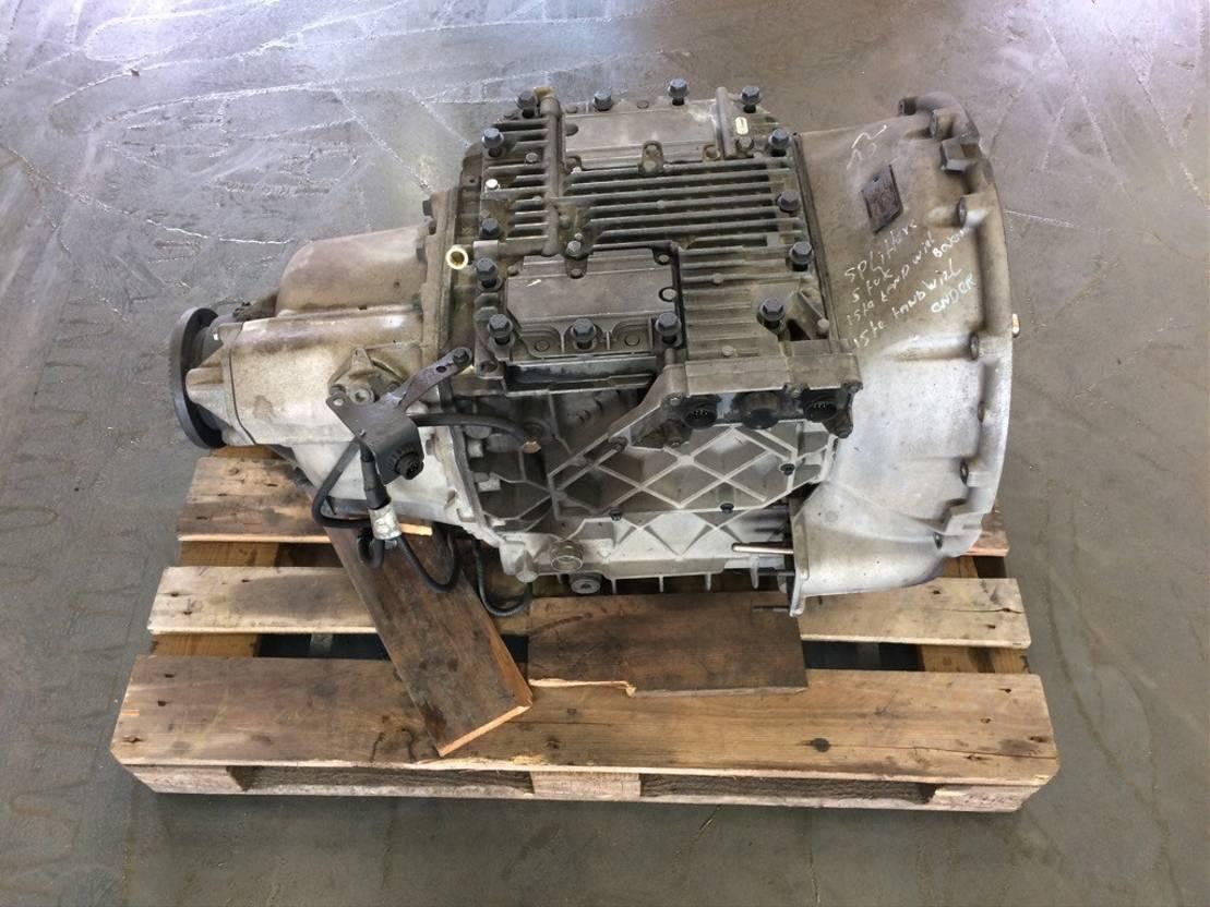 Automatische versnellingsbak vrachtwagen onderdeel Volvo I-shift, Old model, VT24125, SP 3190238