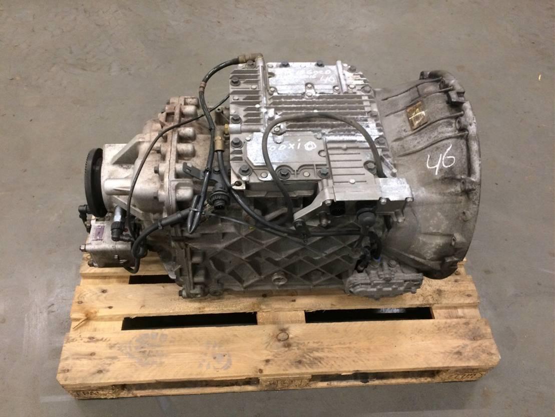 Automatische versnellingsbak vrachtwagen onderdeel Renault I shift, AT2412C, SP 3190492
