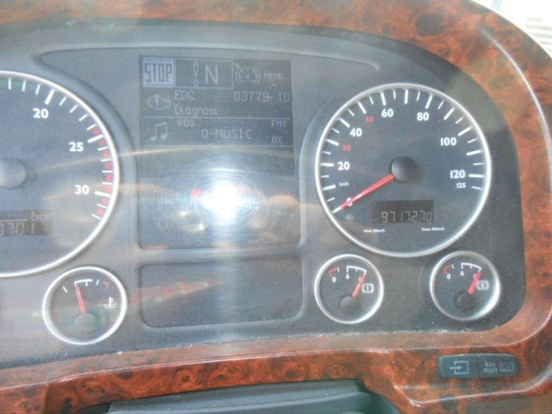 standaard trekker MAN 18-480 TGA XXL 2006